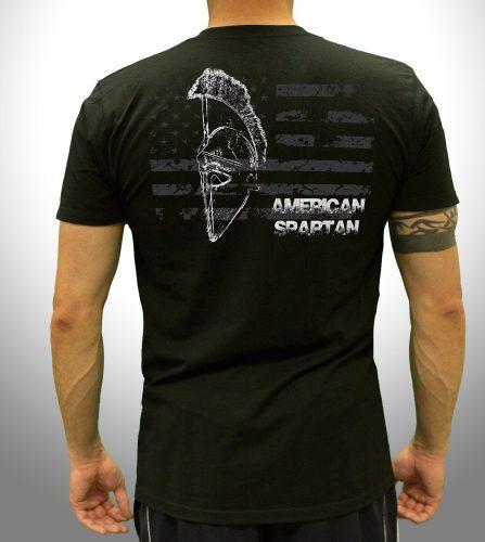 Spartan 3 - Back