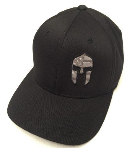 Spartan Hat - Black
