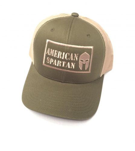 Adjustable Mesh Trucker Hat