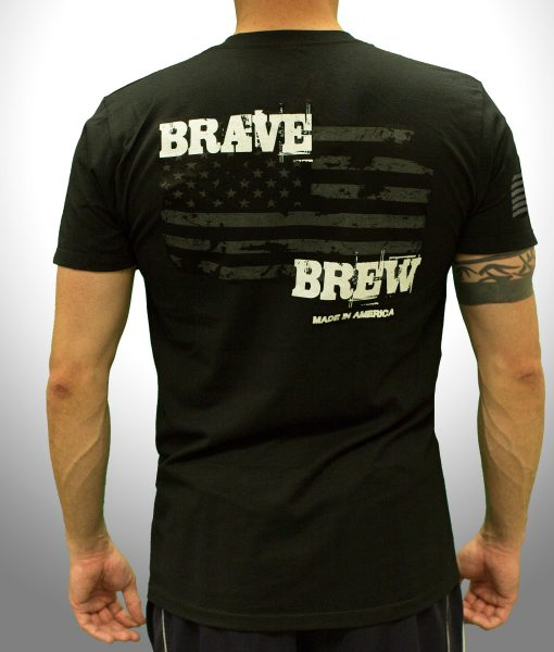 Brave Brew - Back