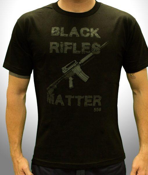 Black Rifles Matter – Front