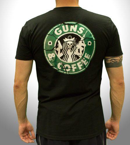 Guns & Coffee - Back