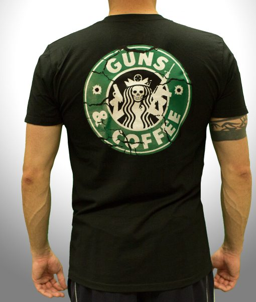 Guns & Coffee – Back