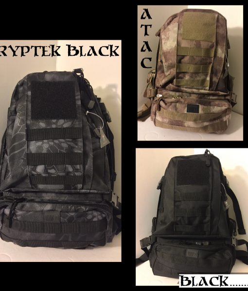 Mid Level Backpack