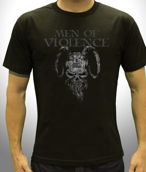 men of violence front