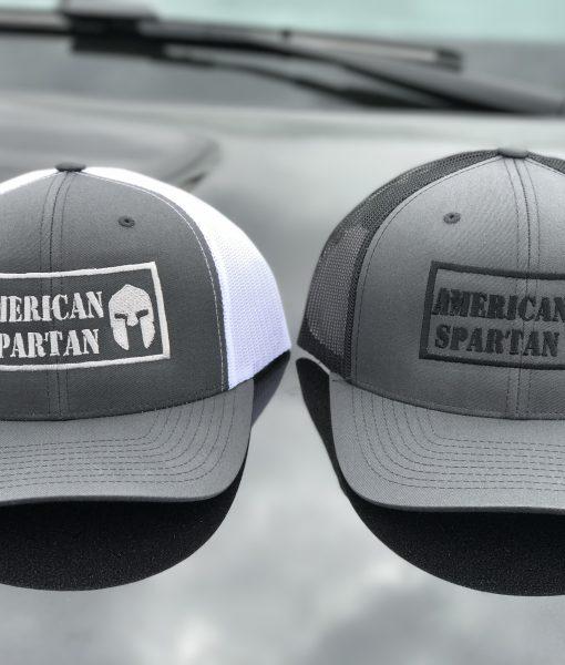 American Spartan Mesh Hats