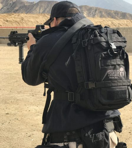 American Spartan Tactical Series