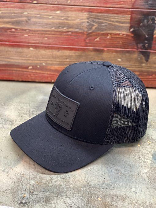 Black Series Garage side